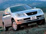 Photos of Mitsubishi Airtrek 2001–05