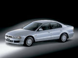 Images of Mitsubishi Aspire 1998–2003