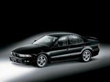 Mitsubishi Aspire 1998–2003 images