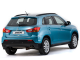 Images of Mitsubishi ASX ZA-spec 2011