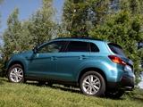Mitsubishi ASX 2010 images
