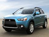 Mitsubishi ASX 2010 pictures