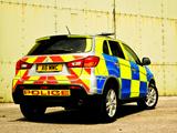 Mitsubishi ASX Police 2010 pictures
