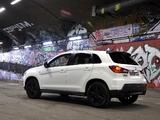 Mitsubishi ASX Black 2011 images