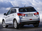 Mitsubishi ASX 2012 photos