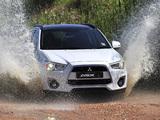Mitsubishi ASX ZA-spec 2013 images