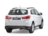 Mitsubishi ASX ZA-spec 2013 pictures