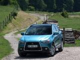 Photos of Mitsubishi ASX 2010