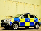 Photos of Mitsubishi ASX Police 2010