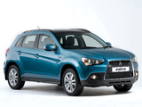 Photos of Mitsubishi ASX ZA-spec 2011