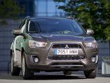Photos of Mitsubishi ASX 2012