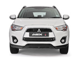 Photos of Mitsubishi ASX ZA-spec 2013