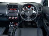 Pictures of Mitsubishi ASX ZA-spec 2011
