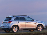 Pictures of Mitsubishi ASX 2012