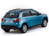 Mitsubishi ASX ZA-spec 2011 wallpapers