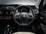 Mitsubishi Attrage 2013 images
