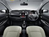 Mitsubishi Attrage 2013 photos