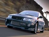 Images of Ralliart Mitsubishi Carisma GT Evolution VI 1999