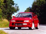 Images of Mitsubishi Carisma GT Evolution VI Tommi Makinen Edition 2001