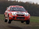 Mitsubishi Carisma GT Evolution VI Gr.A WRC 1999–2001 pictures