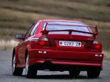 Mitsubishi Carisma GT Evolution VI Tommi Makinen Edition 2001 images