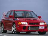 Mitsubishi Carisma GT Evolution VI Tommi Makinen Edition 2001 pictures
