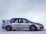 Mitsubishi Carisma GT Evolution VII 2002–03 pictures