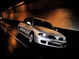 Images of Mitsubishi Carisma Sedan 1999–2004