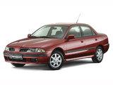 Mitsubishi Carisma Sedan 1999–2004 pictures
