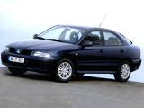 Mitsubishi Carisma 5-door 1999–2004 wallpapers