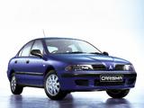Pictures of Mitsubishi Carisma Sedan 1999–2004