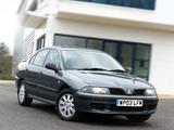 Pictures of Mitsubishi Carisma 5-door UK-spec 1999–2004