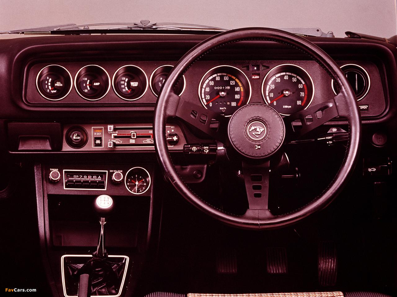 Images of Mitsubishi Lancer Celeste 1975–77 (1280 x 960)