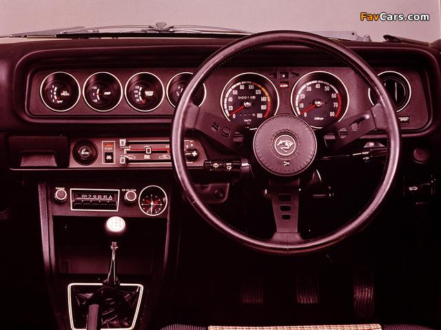 Images of Mitsubishi Lancer Celeste 1975–77 (640 x 480)