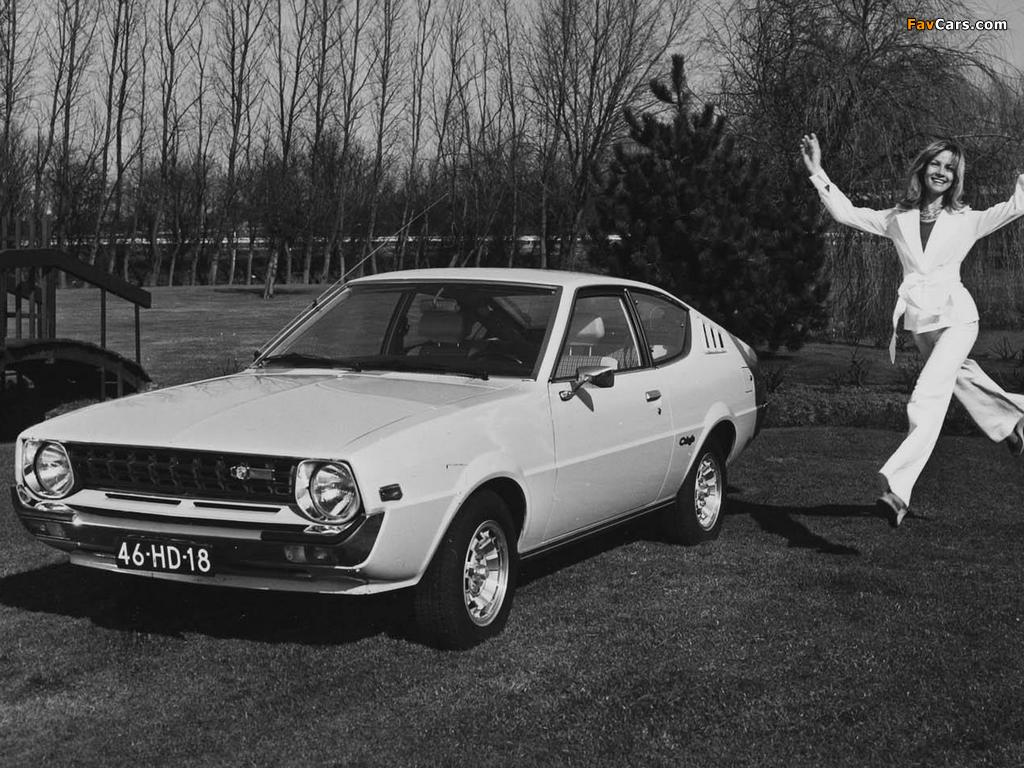 Mitsubishi Lancer Celeste 1975–77 images (1024 x 768)