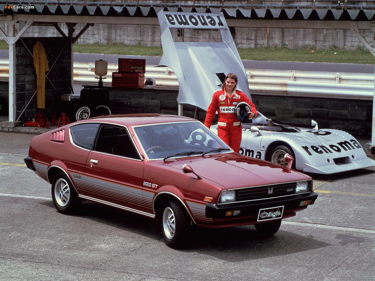 Mitsubishi Celeste JP-spec 1977–81 images (1280 x 960)