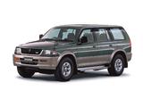 Mitsubishi Challenger (K90W) 1996–99 images