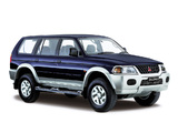 Photos of Mitsubishi Challenger 1999–2005