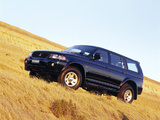 Pictures of Mitsubishi Challenger 1999–2005