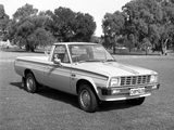 Images of Chrysler-Mitsubishi D-50 Sport AU-spec 1979