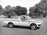 Pictures of Chrysler-Mitsubishi D-50 Sport AU-spec 1979