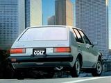 Images of Mitsubishi Colt 5-door 1978–82