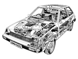 Images of Mitsubishi Colt 3-door 1978–82