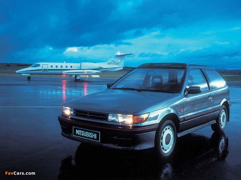 Images of Mitsubishi Colt 3-door 1988–92 (800 x 600)
