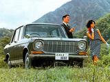 Mitsubishi Colt 1000 Sedan 1963–66 images