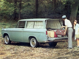 Mitsubishi Colt 1000 2-door Wagon 1963–66 pictures