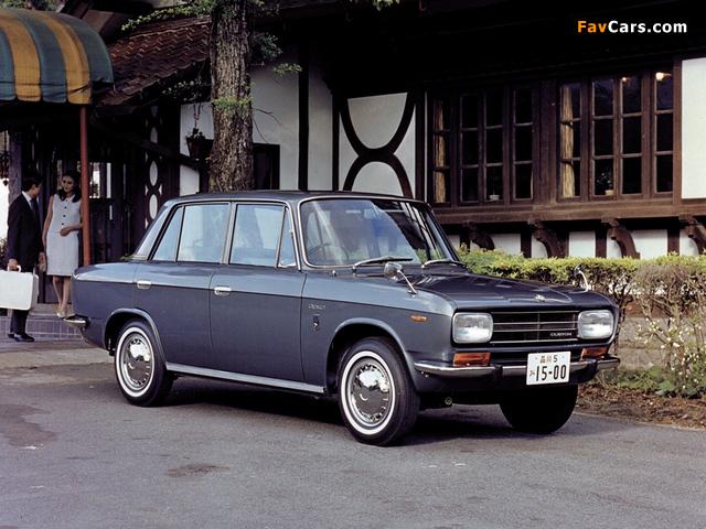 Mitsubishi Colt 1500 Sedan 1965–70 images (640 x 480)