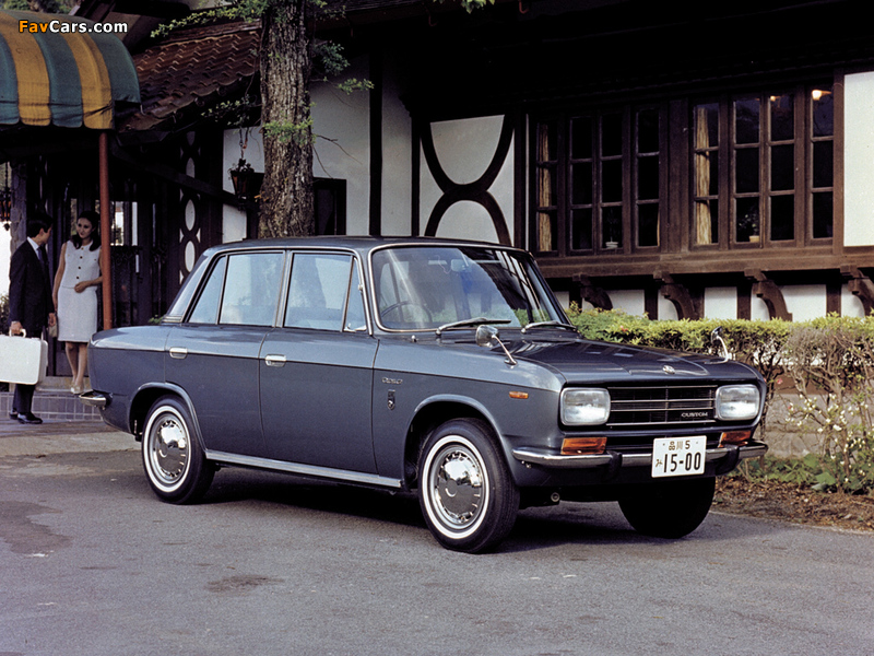 Mitsubishi Colt 1500 Sedan 1965–70 images (800 x 600)