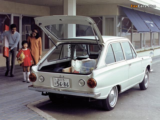 Mitsubishi Colt 1000F 1966–69 images (640 x 480)