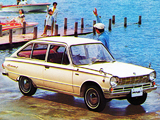 Mitsubishi Colt 1000F 1966–69 photos
